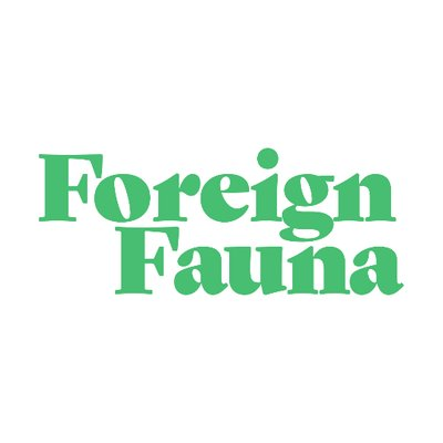 _foreignfauna_ Twitter Profile Image