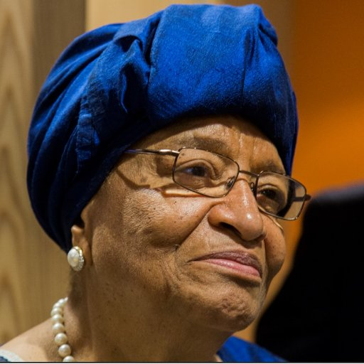 Ellen Johnson Sirleaf (@MaEllenSirleaf )