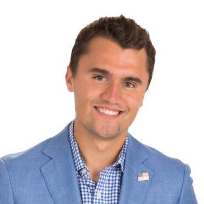 Charlie Kirk on Twitter
