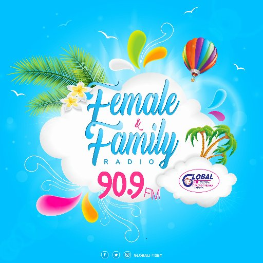 90.9 Global FM Sby