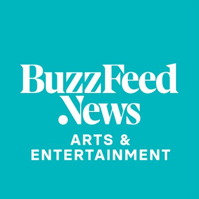 BuzzFeed Arts & Entertainment (@BuzzFeedEnt) Twitter profile photo