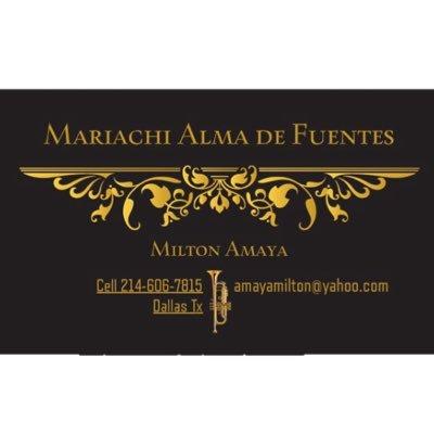 Mariachi Alma De Fuentes Mariachiv18 Twitter