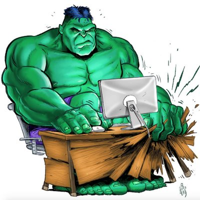 Open Source Hulk