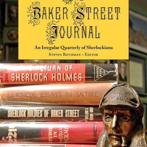 Baker Street Journal (@BakerStJournal) | Twitter