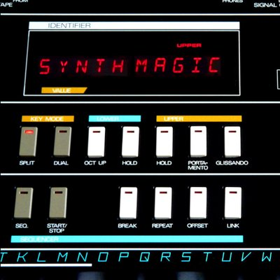 Synth Magic on Twitter: