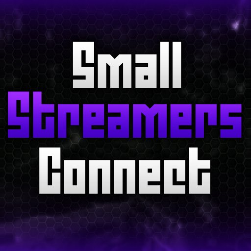 #SmallStreamersConnect