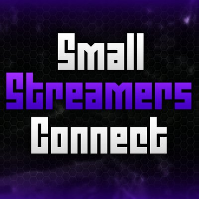 #SmallStreamersConnect (@SmallStreamersC) Twitter profile photo
