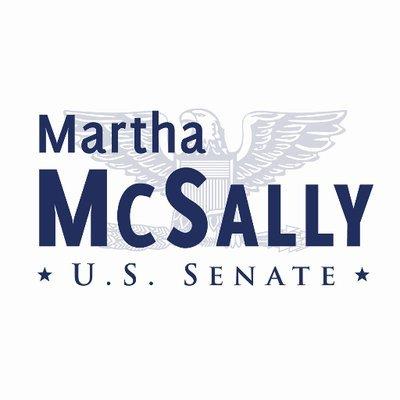 McSally For Senate (@MarthaMcSally )