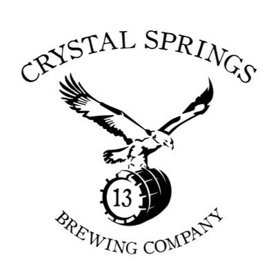 Image result for crystal springs brewery logo