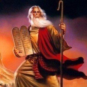 Historical views of Moses