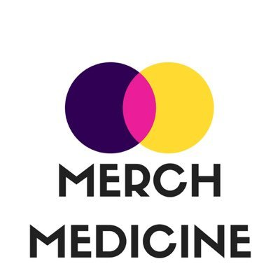 MerchMedicine (@MerchMedicine) Twitter profile photo