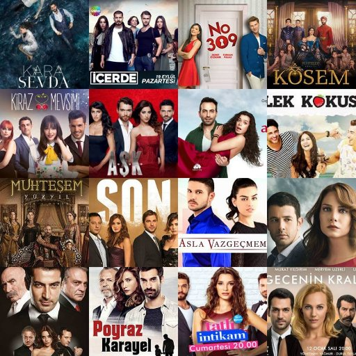 Best Turkish Series on Twitter:
