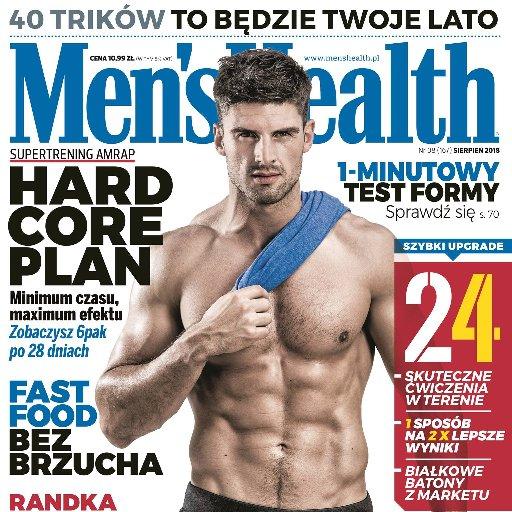 Men S Health: Men's Health Polska (@MensHealthPL)
