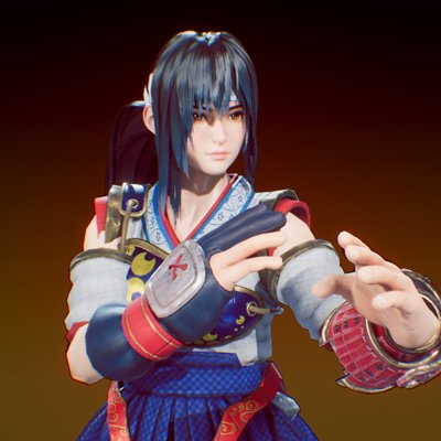 fighting ex layer on twitter fexl area エリア cv rie hikisaka 引坂 理絵 fighting ex layer on twitter fexl