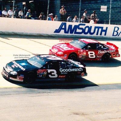 NASCAR Legends (@LegendsNascar )