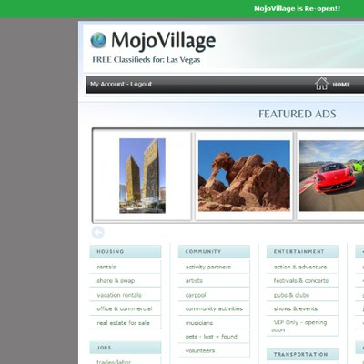 Mojovillage vegas