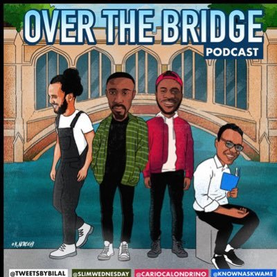 Over The Bridge Podcast (@otbpodcastuk) | Twitter