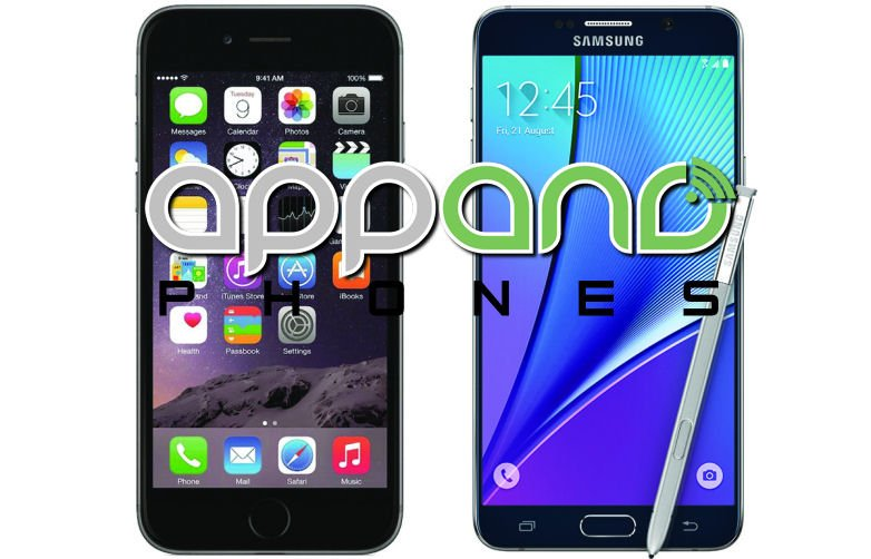 Apple & Android Phones
