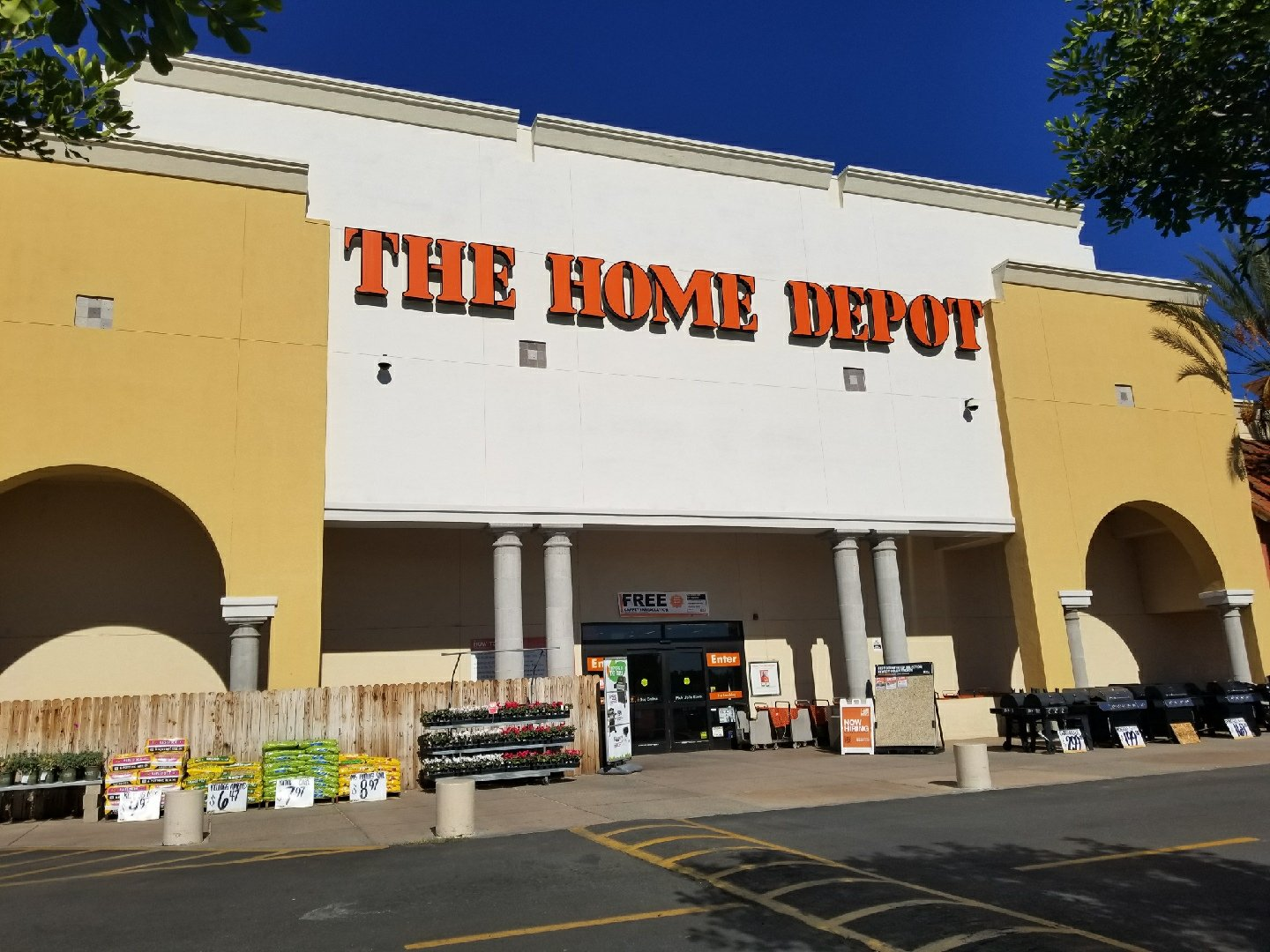 Brea The Home Depot 1072