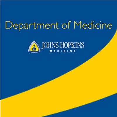 Johns Hopkins Department of Medicine on Twitter:
