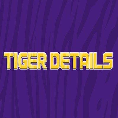 LSU Tigers on TigerDetails.com