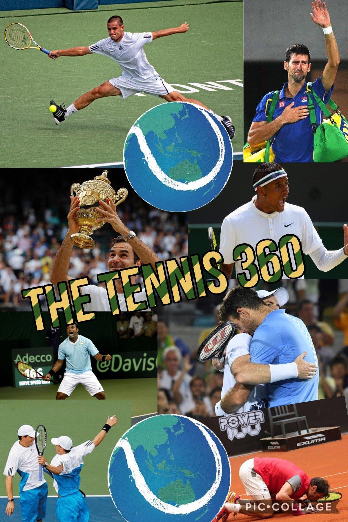 The Tennis 360