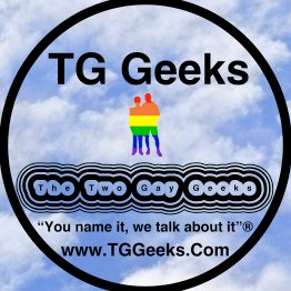 We are gay geeks
