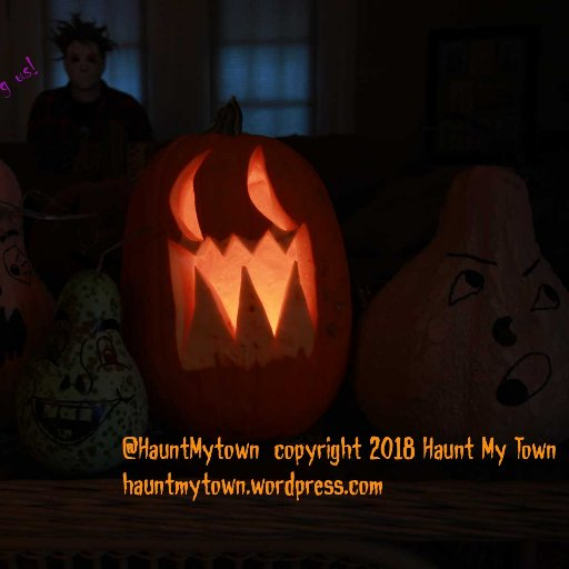 Haunt My Town (Hallowe'en Fanatics) 🎃🦉👻🦇🌕