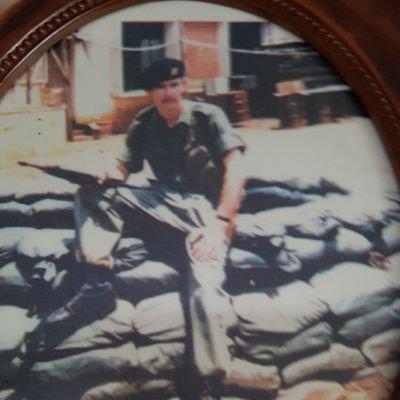 Les Fenton On Twitter Yassmin As A Veteran Of The Vietnam War