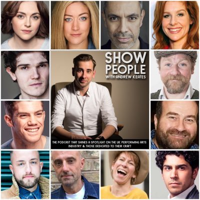 The Show People Podcast (@ShowPeopleUK) Twitter profile photo