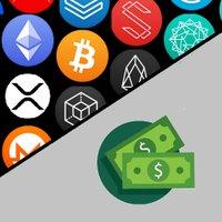 Cryptocurrencies / USD