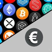 Cryptocurrencies / EUR