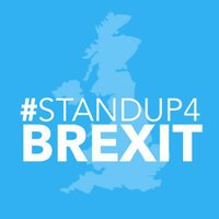 #StandUp4Brexit