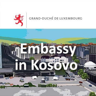 Embassy of Luxembourg in Pristina (@LUinKosovo) | Twitter