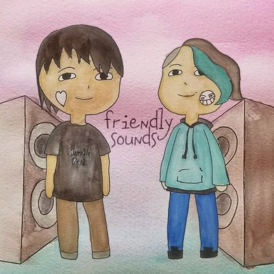 friendly sounds podcast