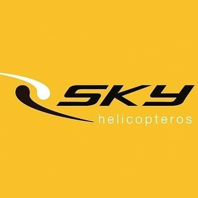 sky. helicopteros