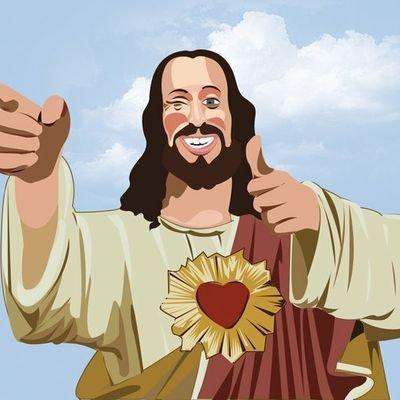 Поздравления, смешные картинки про иисуса