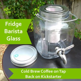 FridgeBaristaGlass (@FridgeGlass) Twitter profile photo