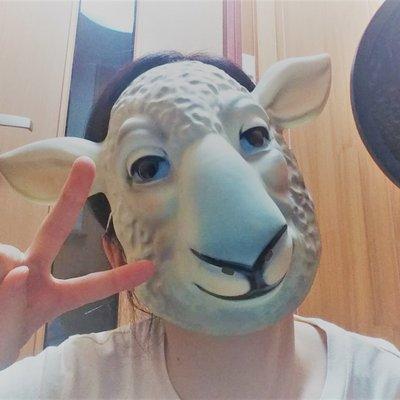 Creepy Sheep&ベリーさんの羊  フォロバ99% @FNpbxfOhrSpbxQy