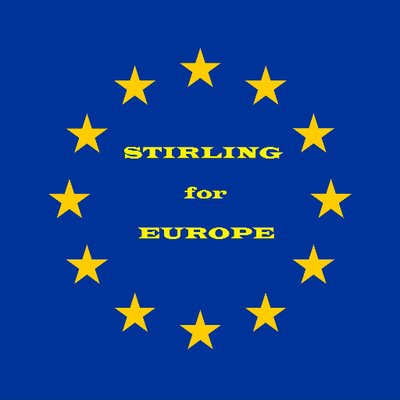 Stirling4Europe #FBPE (@Stirling4Europe) Twitter profile photo