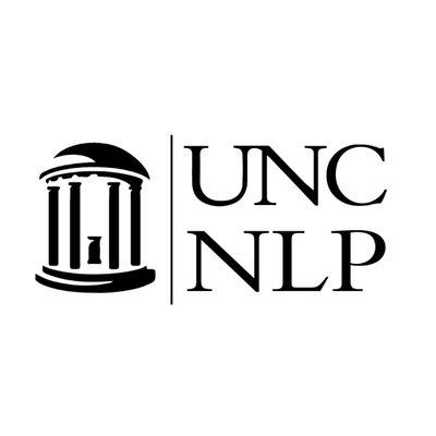 UNC NLP (@uncnlp) Twitter profile photo