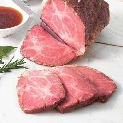 ローストの肉