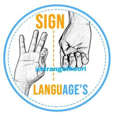 Sign Languages 🤙
