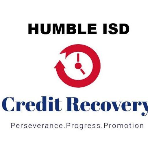 HumbleISD Credit Recovery (@HumbleIsd_CR) | Twitter