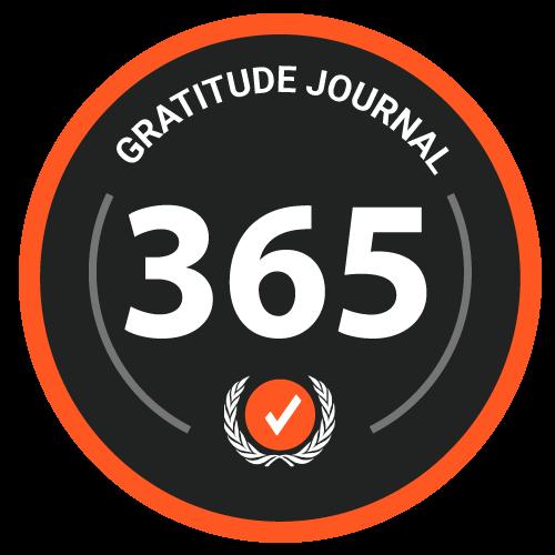 365gratitudejournal