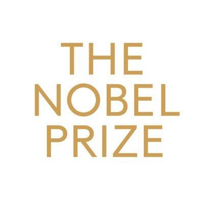 @NobelPrize