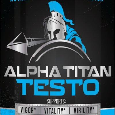 Alpha Titan Testo (@AlphaTitanTesto) | Twitter