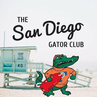 San Diego Gator Club (@sdgatorclub) Twitter profile photo