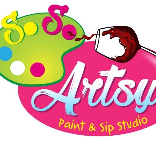 So So Artsy Paint Studios