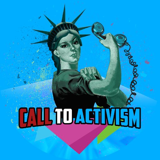 CALL TO ACTIVISM